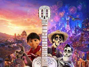 plakat filmu Coco. East News, Disney