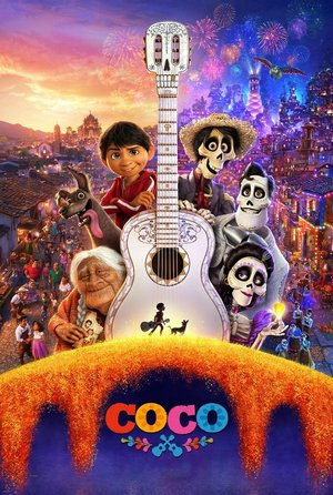 plakat filmu Coco. East News, Disney