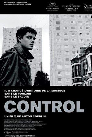 plakat filmu Control
