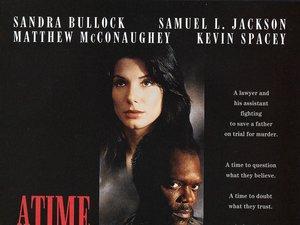 plakat filmu Czas zabijania