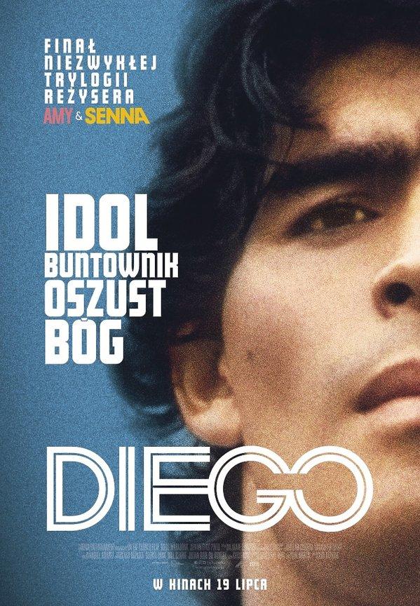 plakat filmu Diego