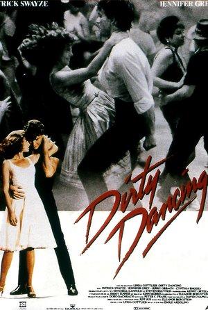 plakat filmu Dirty Dancing, Wirujący seks