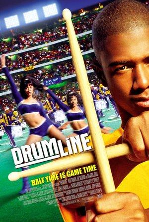plakat filmu Dobosz, Drumline