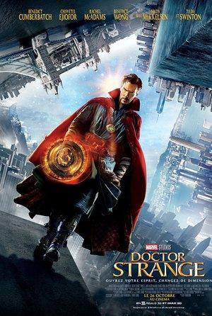 plakat filmu Doktor Strange, Benedict Cumberbatch