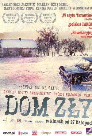 plakat filmu Dom zły
