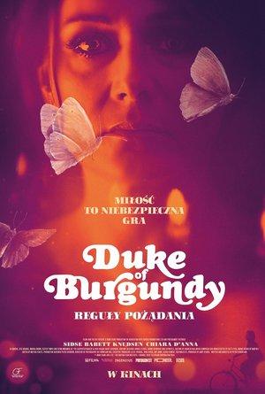 plakat filmu Duke of Burgundy. Reguły pożądania