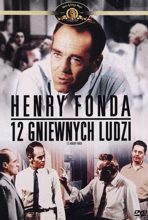 plakat filmu Dwunastu gniewnych ludzi