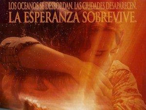 plakat filmu Dzień zagłady, Mimi Leder