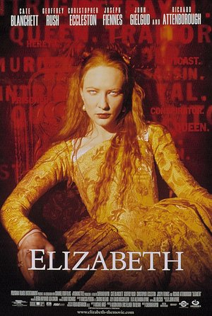 plakat filmu Elizabeth