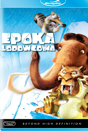 plakat filmu Epoka lodowcowa. Imperial Cinepix