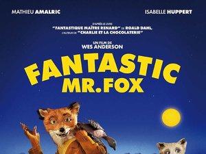 plakat filmu Fantastyczny Pan Lis. Wes Anderson