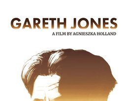 Plakat filmu Gareth Jones, Mr. Jones, Agnieszka Holland