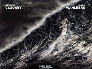 plakat filmu Gniew oceanu