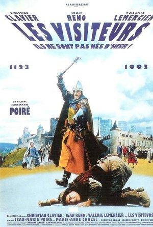 plakat filmu Goście, goście