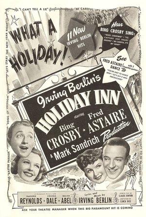 plakat filmu Gospoda świąteczna
