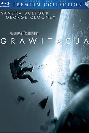 plakat filmu Grawitacja/Galapagos Films