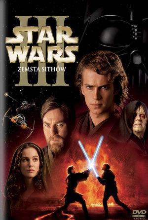 plakat filmu Gwiezdne wojny Zemsta Sithów. Imperial Cinepix