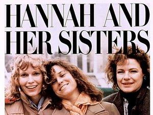 plakat filmu Hannah i jej siostry