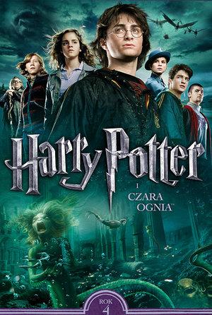 plakat filmu Harry Potter i Czara Ognia/Galapagos Films