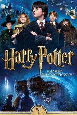 plakat filmu Harry Potter i Kamień filozoficzny/Galapagos Films