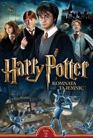plakat filmu Harry Potter i Komnata tajemnic/Galapagos Films
