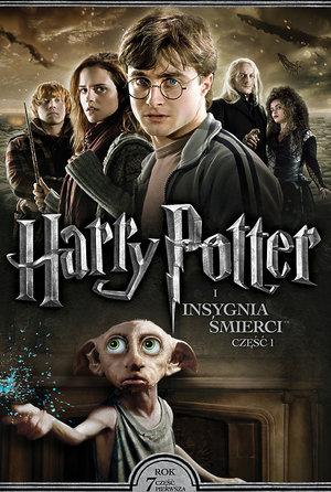 plakat filmu Harry Potter: Insygnia śmierci 1/Galapagos Films