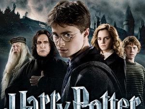 plakat filmu Harry Potter: Książę Półkrwi/Galapagos Films