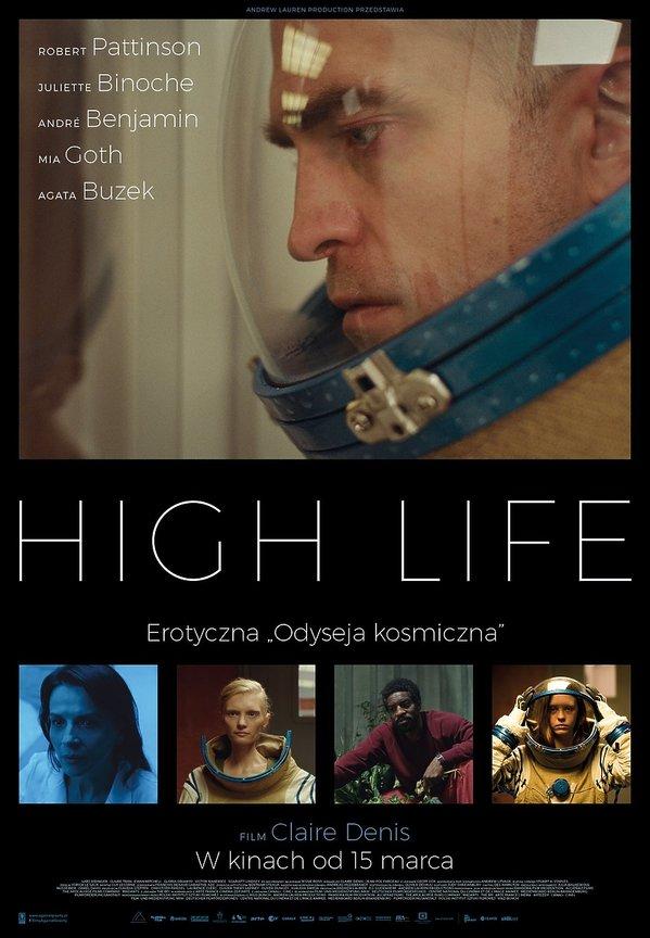 plakat filmu High Life