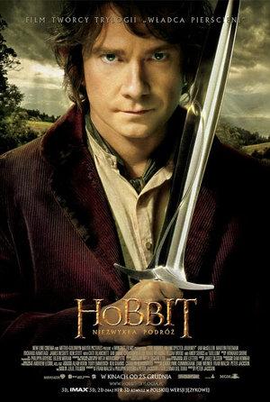 plakat filmu Hobbit: Niezwykła podróż
