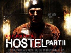 plakat filmu Hostel, część II. Eli Roth