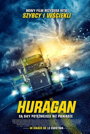plakat filmu Huragan