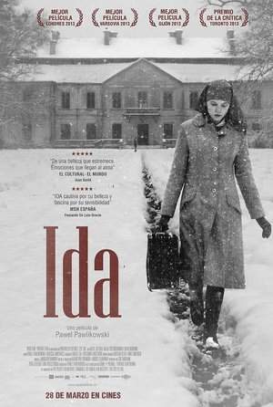 plakat filmu Ida