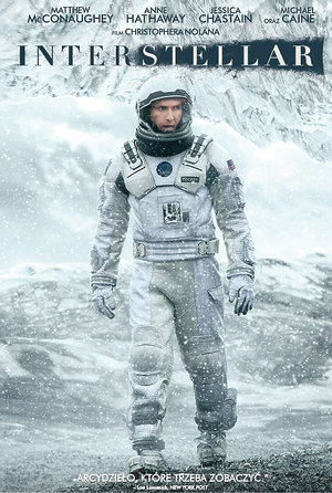 plakat filmu Interstellar/Galapagos Films