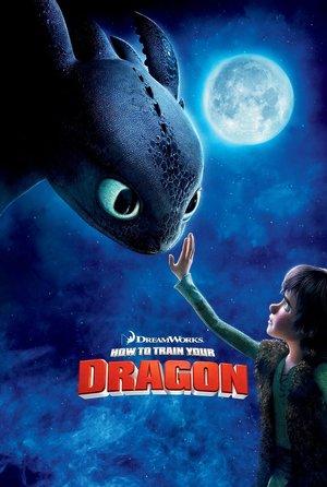 plakat filmu Jak wytresować smoka