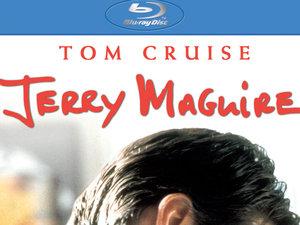 plakat filmu Jerry Maguire. Imperial Cinepix