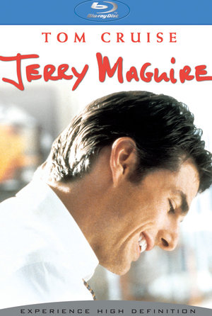 plakat filmu Jerry Maguire. Imperial Cinepix