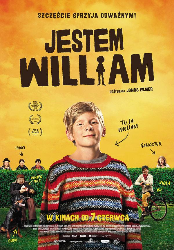 plakat filmu Jestem William