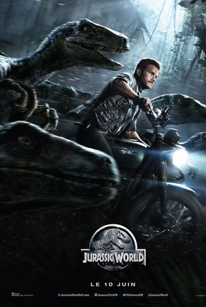 plakat filmu Jurassic World