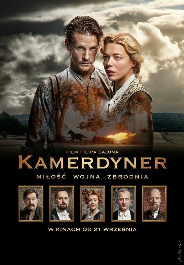 Plakat filmu Kamerdyner