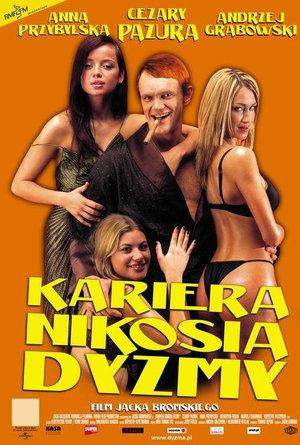 plakat filmu Kariera Nikosia Dyzmy