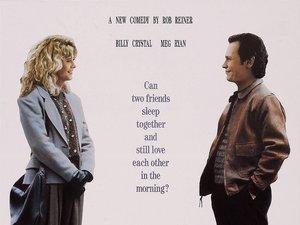 plakat filmu Kiedy Harry poznał Sally. Nora Ephron