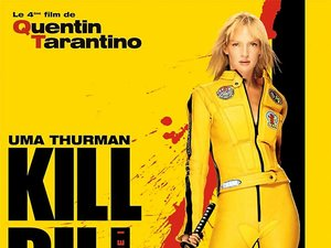 plakat filmu Kill Bill