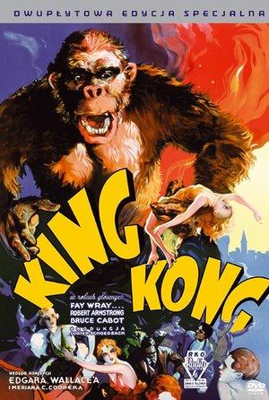plakat filmu King Kong (1933)
