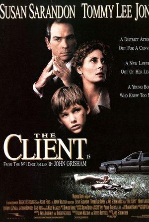 plakat filmu Klient (1994)