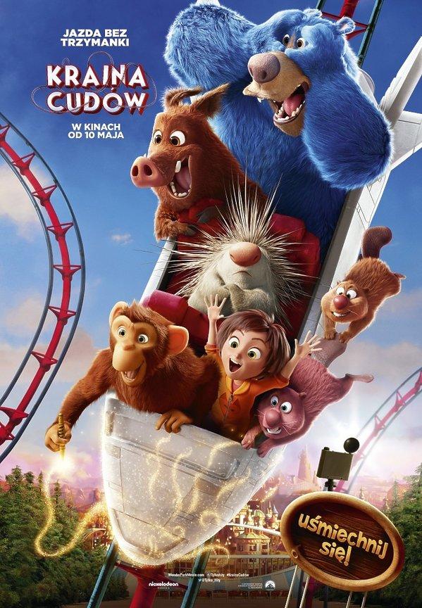 plakat filmu Kraina cudów