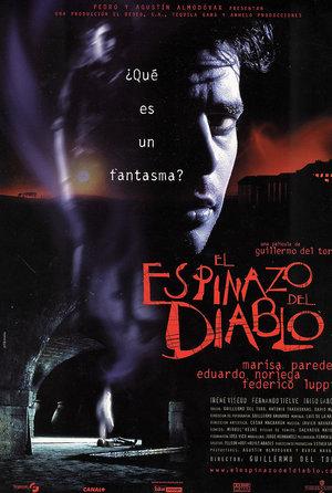 plakat filmu Kręgosłup diabła