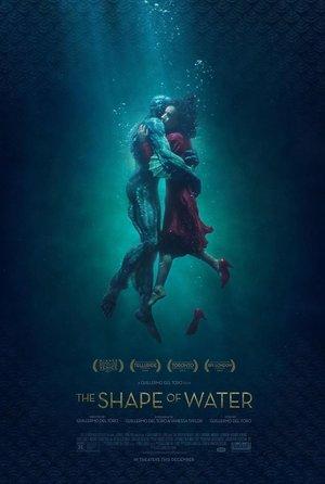 plakat filmu Kształt wody