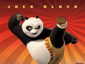 plakat filmu Kung Fu Panda