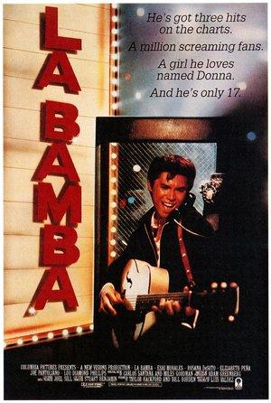 plakat filmu La Bamba