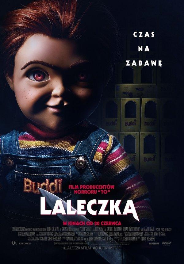 plakat filmu Laleczka